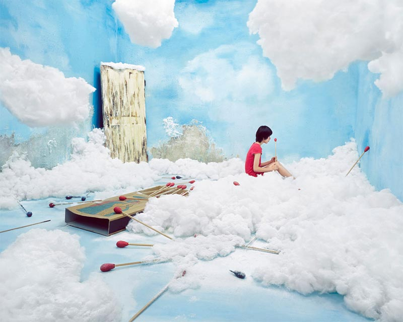 Fotografias Surreais - Jee Young Lee