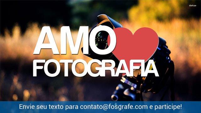 você ama fotografia?